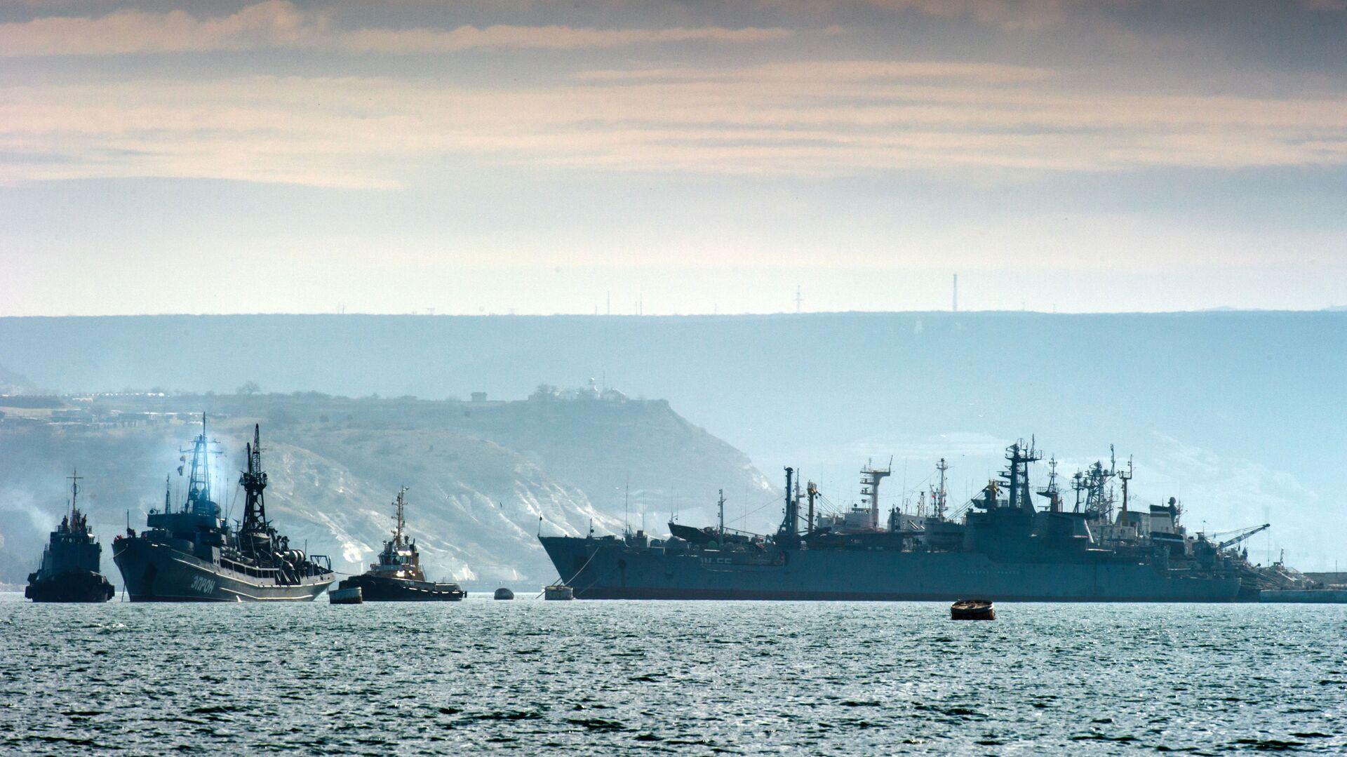Navi della Flotta russa del Mar Nero - Sputnik Italia, 1920, 24.06.2021