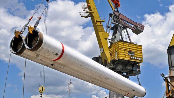 Gasdotto Turkish Stream - Sputnik Italia