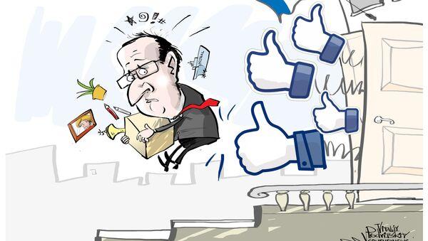 Hollande va a casa. Condividi - Sputnik Italia