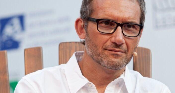 Alfonso Celotto, professore di diritto costituzionale all'Università Roma Tre