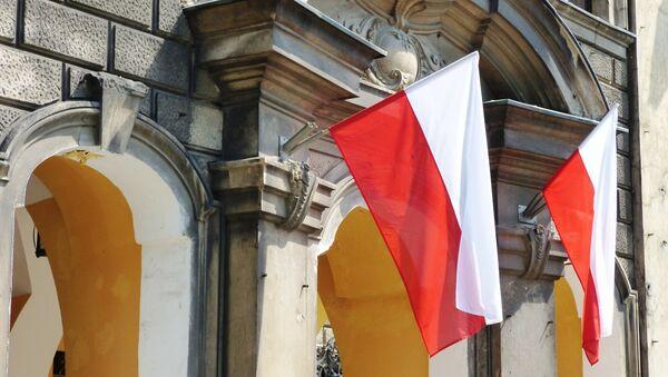 Bandiera della Polonia - Sputnik Italia