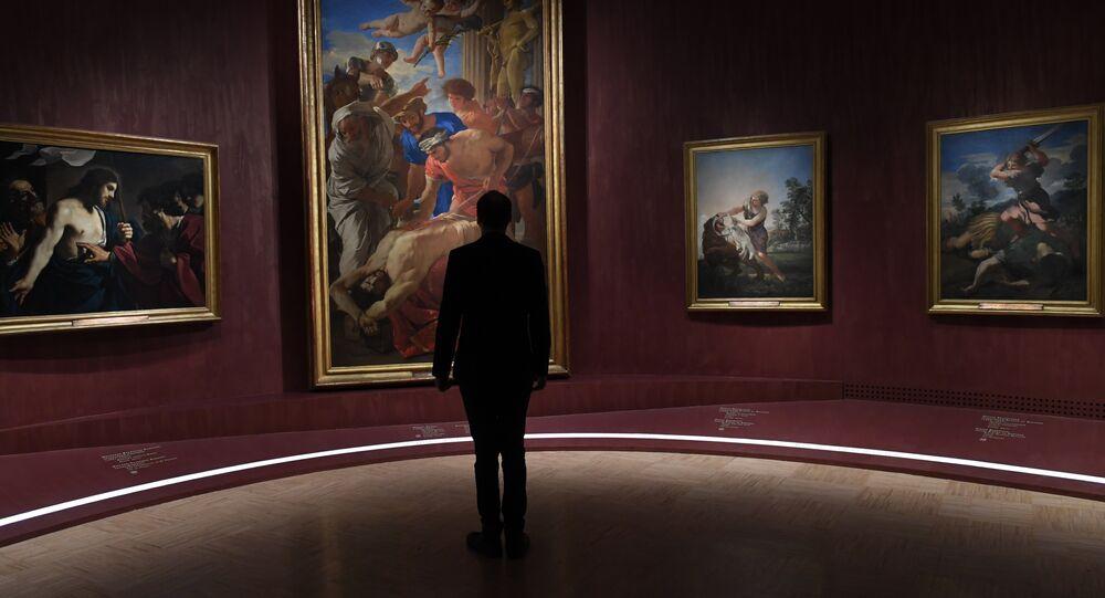La più grande mostra al mondo della collezione dei Musei Vaticani Roma Aeterna a Mosca.