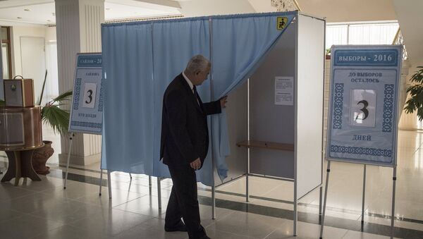 Preparazioni per le elezioni presidenziali in Uzbekistan - Sputnik Italia