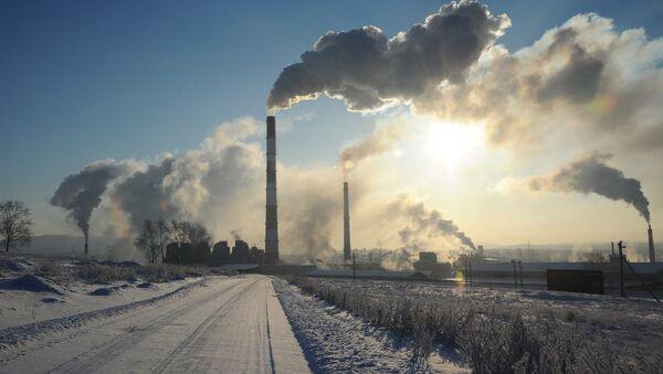 Veduta dello stabilimento metallurgico KDS a Chelyabinsk - Sputnik Italia