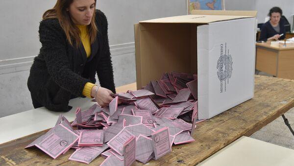 Referendum costituzionale in Italia - Sputnik Italia