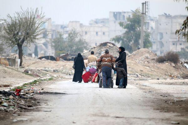 La liberazione di Aleppo - Sputnik Italia