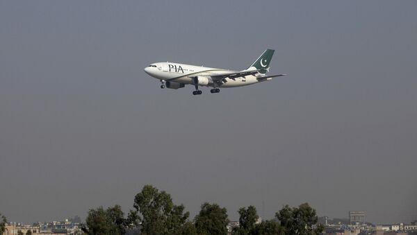 Aereo di linea della Pakistan International Airlines (PIA) - Sputnik Italia