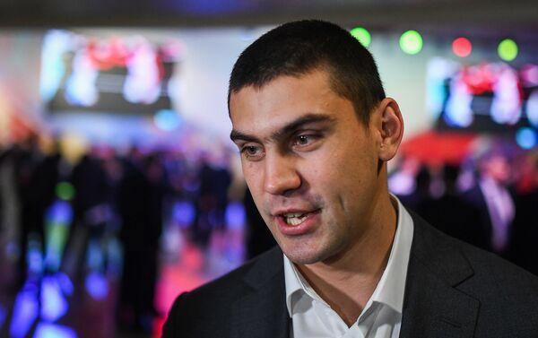 Il pugile russo Evgeniy Tishenko - Sputnik Italia