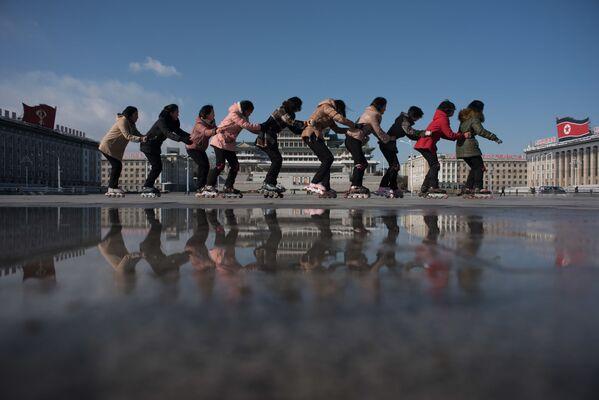 Una giornata a Pyongyang nei volti di dieci semplici cittadini - Sputnik Italia