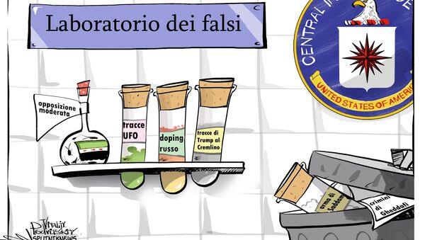 Laboratorio dei falsi - Sputnik Italia