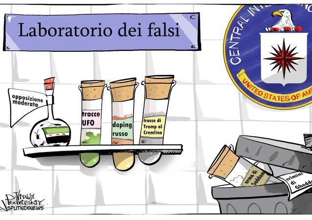Laboratorio dei falsi