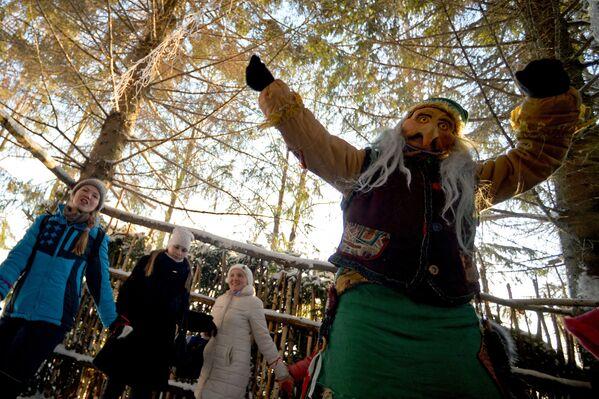 Kysh Babay, il cugino tartaro di Santa Claus - Sputnik Italia