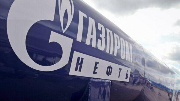 Gazprom Neft - Sputnik Italia