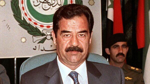 Saddam Hussein - Sputnik Italia