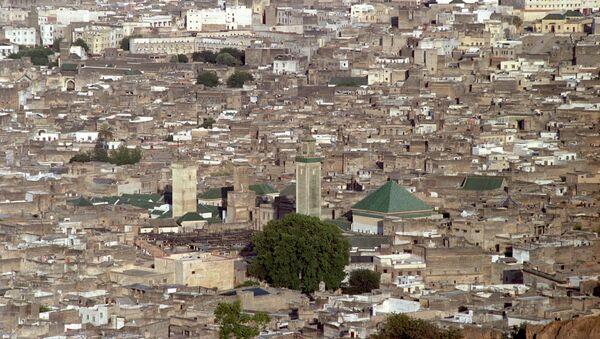 Una vista della città di Marocco - Sputnik Italia