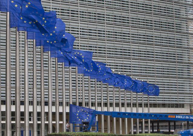 Palazzi della UE a Bruxelles