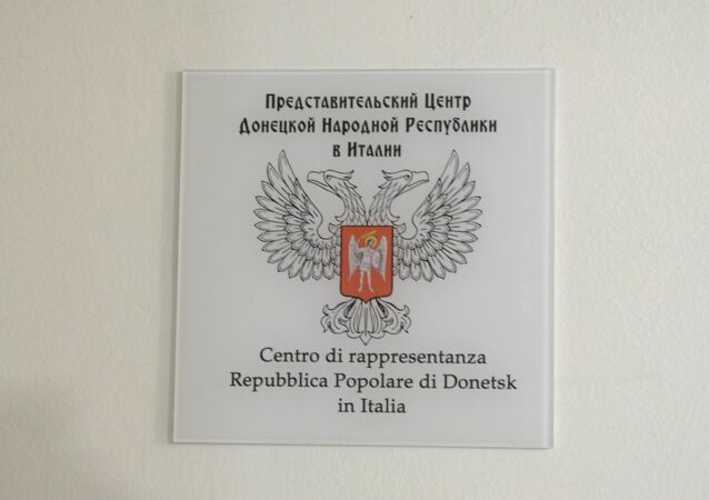 Centro di rappresentanza DNR a Torino