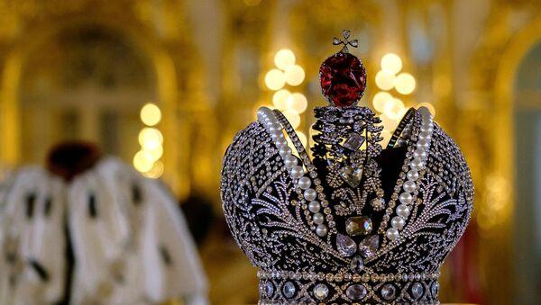 La corona imperiale degli zar - Sputnik Italia
