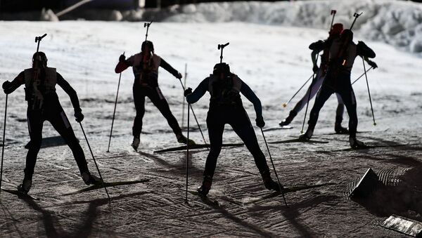 Biatlon - Sputnik Italia