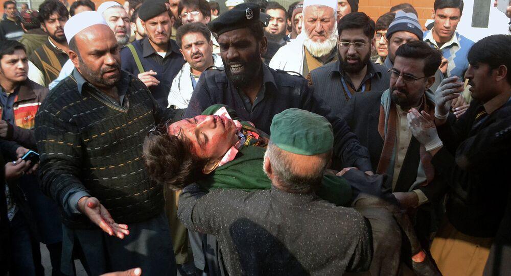 Brutale esecuzione questa mattina a Karachi