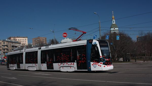 Tram a Mosca - Sputnik Italia