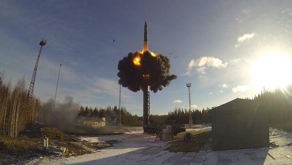 Le forze missilistiche strategiche russe - Sputnik Italia