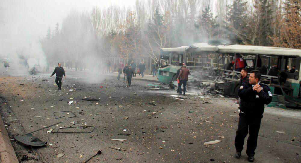 Attentato terroristico a Kayseri, Turchia