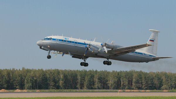 Aereo russo Il-18 (Foto d'archivio) - Sputnik Italia