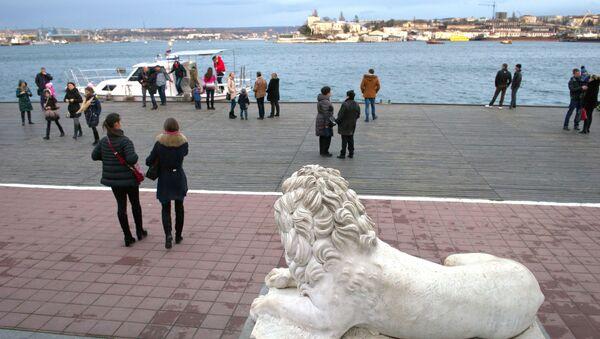 Turisti a Sebastopoli - Sputnik Italia