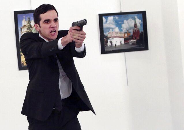 Killer dell'ambasciatore russo ad Ankara
