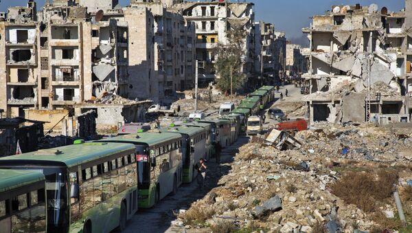 Evacuazione di Aleppo - Sputnik Italia