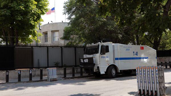L'ambasciata degli USA ad Ankara - Sputnik Italia