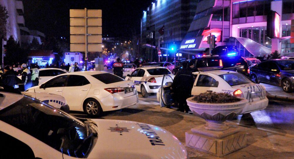 La situazione ad Ankara