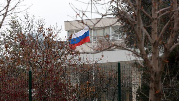 Ambasciata russa ad Ankara - Sputnik Italia