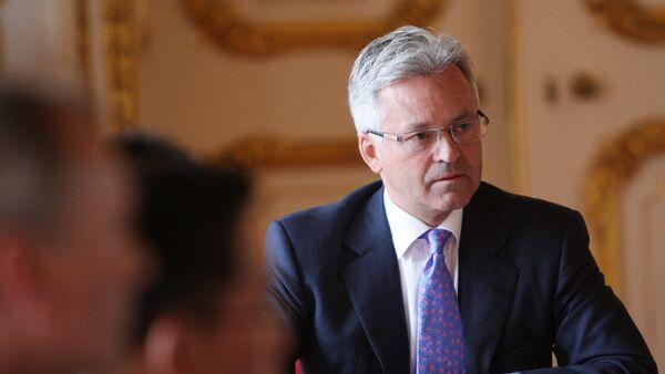 UK Minister for Europe Alan Duncan - Sputnik Italia
