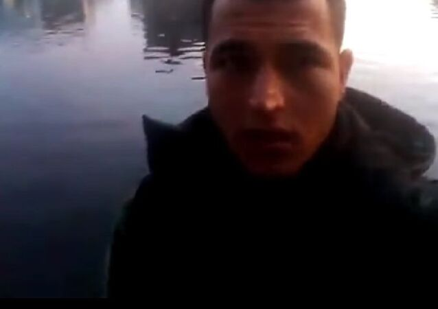 Anis Amri, terrorista islamico autore della strage al mercatino natalizio di Berlino (foto d'archivio)