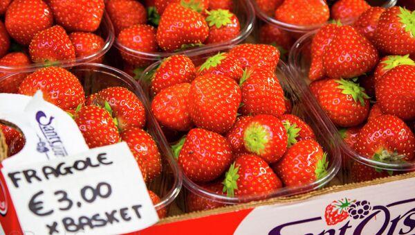 Strawberry - Sputnik Italia