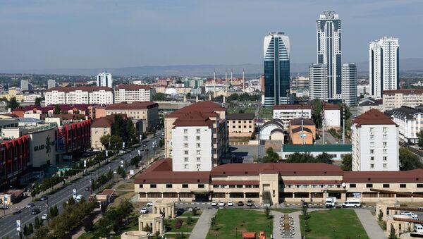 La città di Grozny in Cecenia - Sputnik Italia