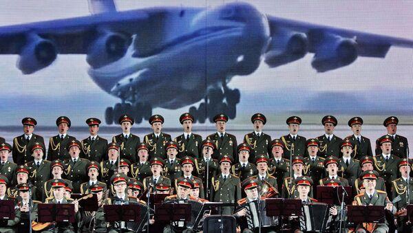 Il coro Aleksandrov - Sputnik Italia