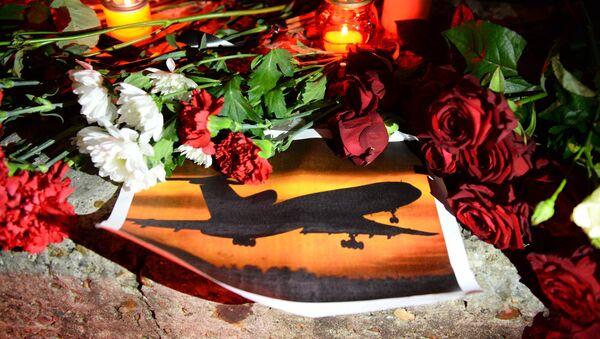 Vigil in memory of Sochi air crash victims - Sputnik Italia