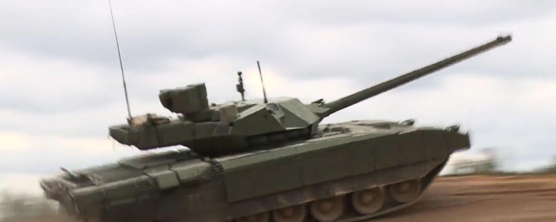 Tank russo T-14 Armata - Sputnik Italia, 1920, 23.05.2021