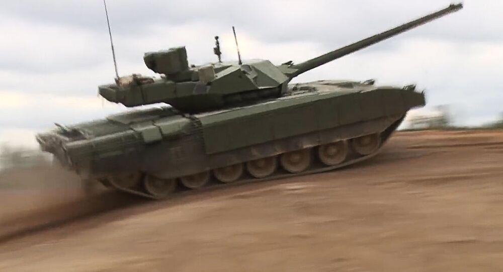 Tank russo T-14 Armata