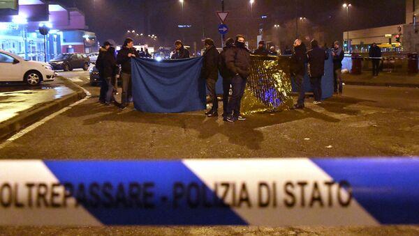 Lkw-Attentäter Anis Amri in Mailand erschossen - Sputnik Italia