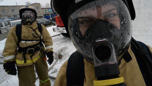 Un giorno con gli eroi del Ministero delle Emergenze russo - Sputnik Italia