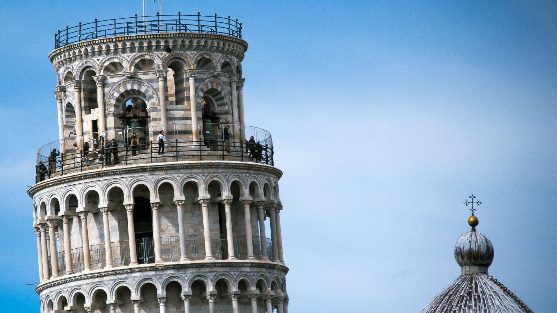 La torre di Pisa - Sputnik Italia, 1920, 10.05.2021