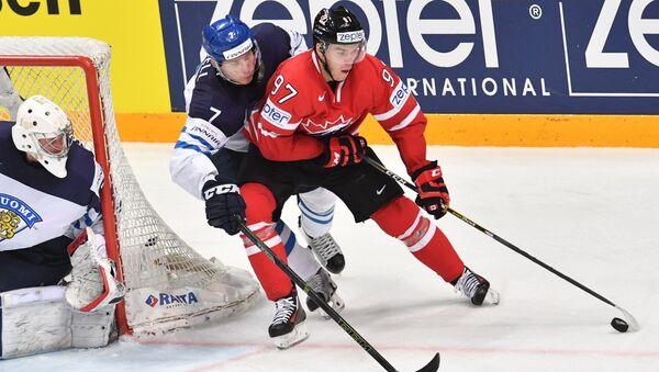 Partita di hockey su ghiaccio - Sputnik Italia