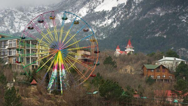 Inverno in Crimea - Sputnik Italia
