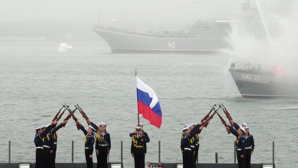 La Flotta del Mar Nero, 200 anni di Gloria Navale. - Sputnik Italia