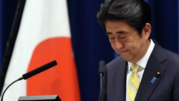 Il premier giapponese Shinzo Abe - Sputnik Italia