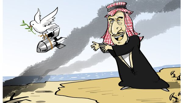 Un piano saudita per la pace? - Sputnik Italia